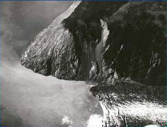 Lituya-Bay in Alaska 1958, © Universidad de Puerto Rico